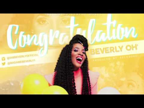 Beverly Oh'- Congratulation