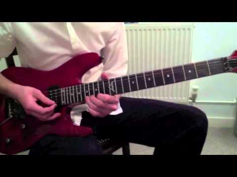 Go with the Flow - QotSA guitar lesson