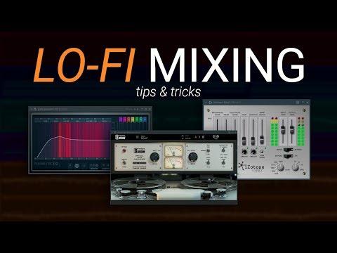 LoFi Hip Hop Mixing Tutorial Mp3