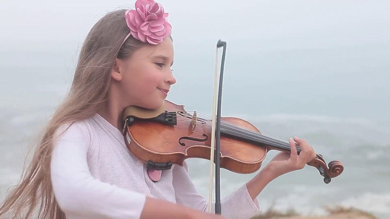 Perfect Ed Sheeran Violin Cover By Karolina Protsenko Youtube