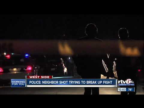 Man shot, killed during altercation on Indy's west side