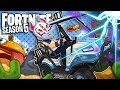 NEW SEASON 5 ALL TERRAIN KART STUNTS! - Fortnite Battle Royale!