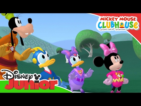 Mickey Mouse Clubhouse - Power Pants Pete