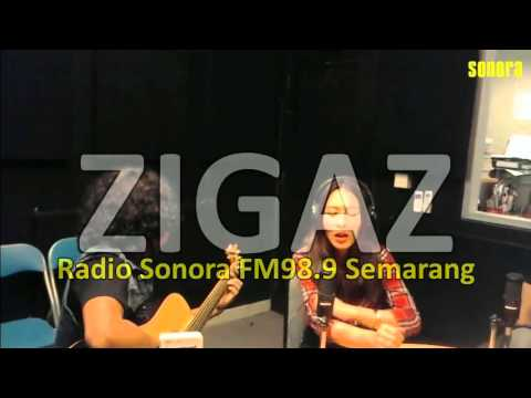 ZIGAZ - Saat Kehilangan Cinta - Radio Sonora Semarang