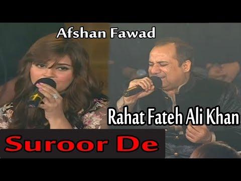 Suroor De - Rahat Fateh Ali Khan & Afshan Fawad - Virsa Heritage Revived