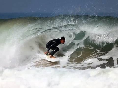 playas espana surf