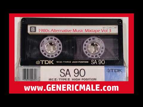 80s New Wave / Alternative Songs Mixtape Volume 3