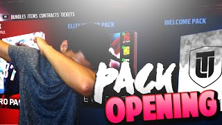 HOLY COW!  HUGE MADDEN 17 PACK OPENING! | DCOOP