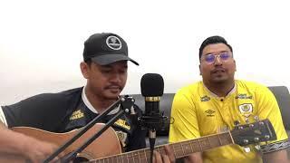 Gambar cover sha la la la oh seladang X Aku Turun Stadium (mashup acoustic)
