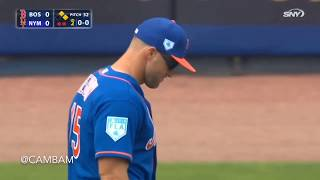 Tim Tebow vs Red Sox (Spring Training 2019)