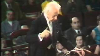 Bach: Toccata & Fugue in D minor - Stokowski at 90