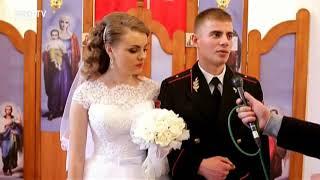 В Бельцах впервые прошла свадьба на территории воинской части