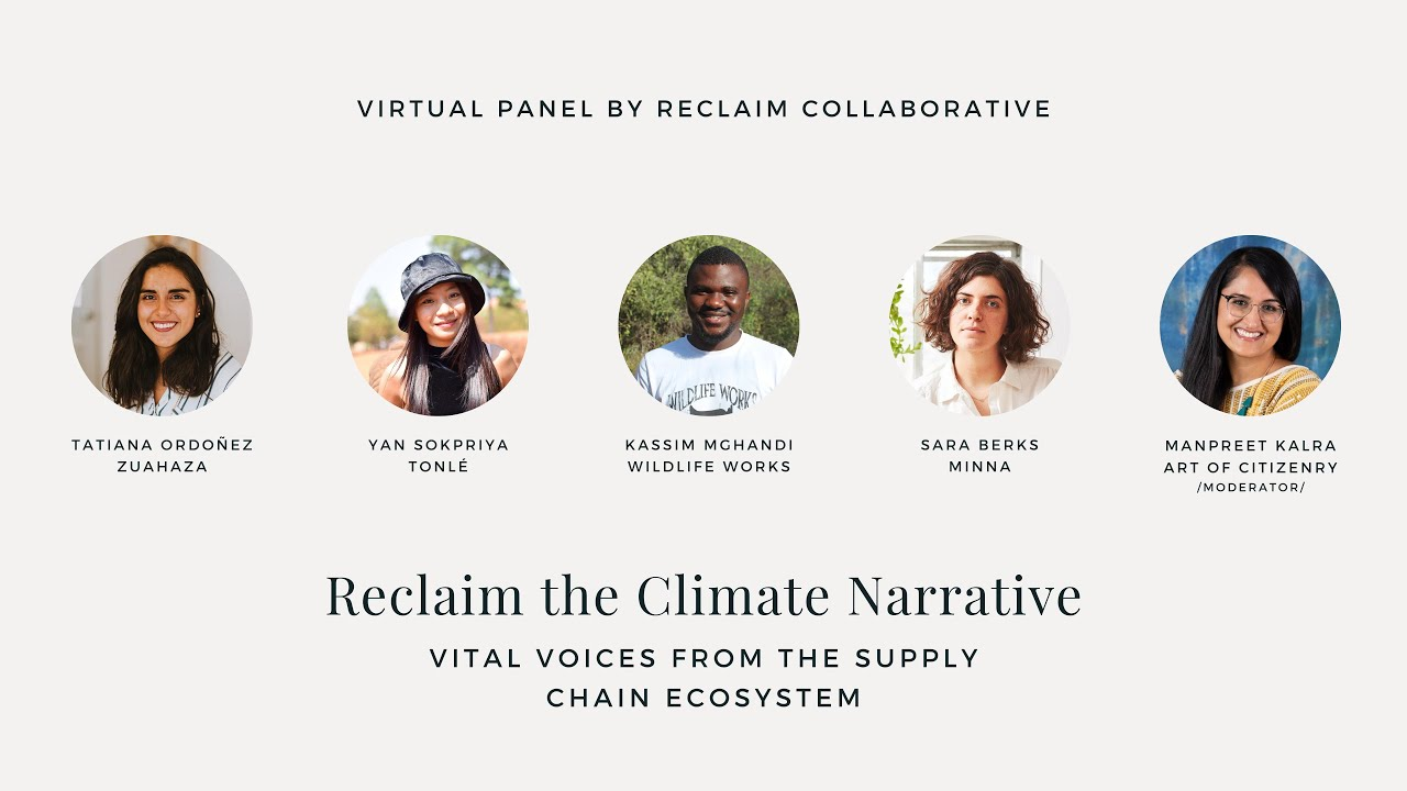 Panel: Vital Voices Leading Climate Solutions