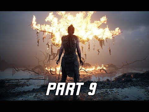 HELLBLADE SENUA'S SACRIFICE Walkthrough Part 9 - Bridge of Death (PC Let's Play Commentary)