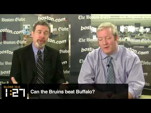 Globe 10.0 - Can the Bruins beat Buffalo?