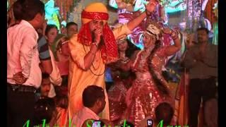 Radhe Radhe -SHYAM KE BINA-Lakhbir singh lakha - Lakha Night in agra...