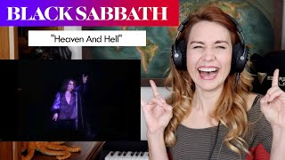"Download Black Sabbath ""Heaven and Hell"" REACTION & ANALYSIS by Vocal Coach/Opera Singer"
