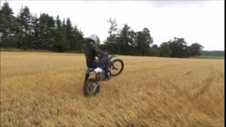 Wheelie - Loncin 150cc Double Speed