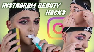 INSTAGRAM BEAUTY HACKS | Antonio Di Matteo