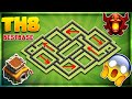 """BRAND NEW 2018 """"INSANE"""" TOWN HALL 8 (TH8) TROPHY BASE/CHAMPION LEAGUE BASE- Clash Of Clans"""