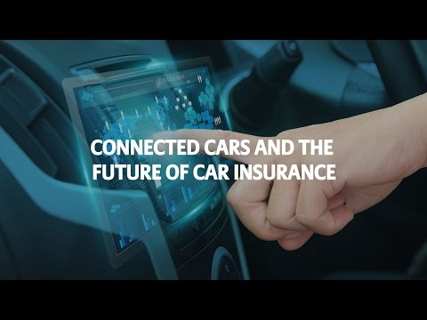 Connected Cars and the Future of Car Insurance