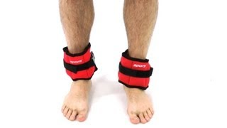 Sporti 3lbs Fitness Ankle Weights | SwimOutlet.com