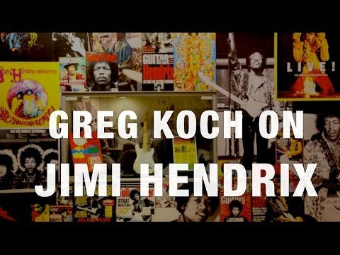 Greg Koch on Jimi Hendrix  •  Wildwood Guitars