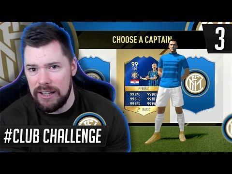 INTER MILAN FUT DRAFT CLUB CHALLENGE! #03