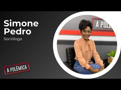 Entrevista com a socióloga, Simone Pedro