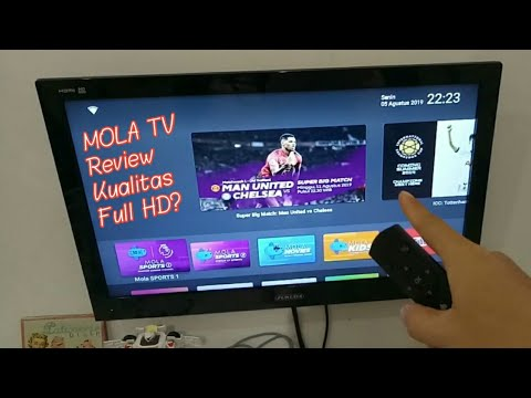 Mola TV Unboxing & Full Review Channel - YouTube