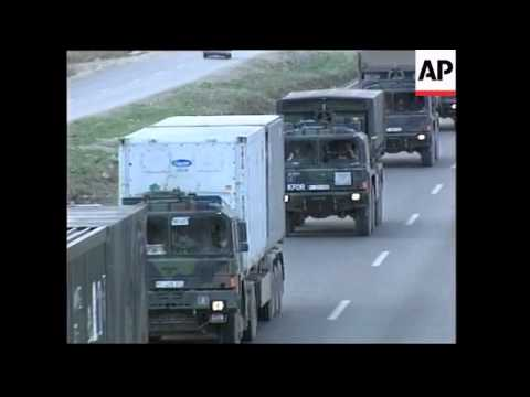 Macedonia: Wrap: Military ready to take on ethnic Albanian rebels