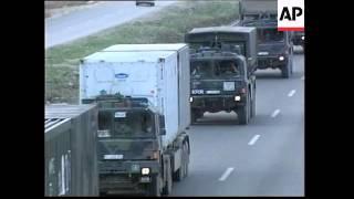 Macedonia: Wrap: Military ready to take on ethnic Albanian rebels