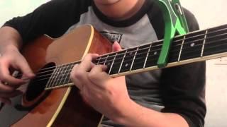 Dòng Thời Gian - guitar solo