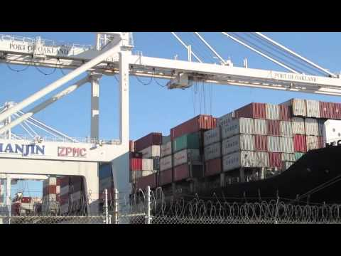 Port of Oakland - Boarding & Shipping