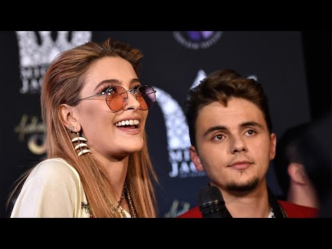 Paris Jackson and Brother Prince Honor Late Father Michael Jackson On 60th Birthday (Exclusive)