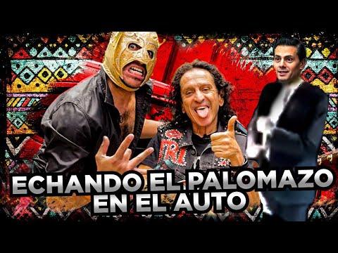 ALEX LORA y Súper Escorpión Al Volante le cantan a Peña Nieto