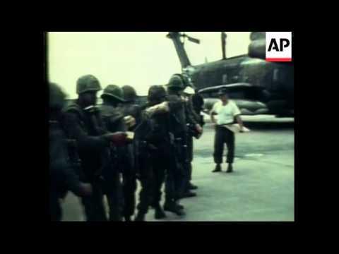 CAMBODIA: US COMBAT TROOPS MIA SINCE 1975 SEARCH