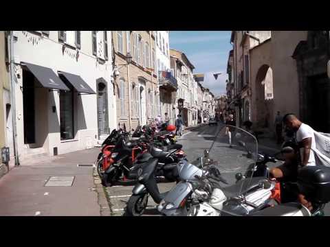 Town Centre, St Tropez, France