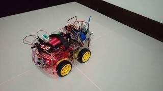 [ Arcs ] AI Car [ B-100 ] - UE4 : Auto Control ( Chess Mode )
