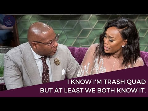 Greg What? | Married to Medicine S5 Reunion P3 RECAP