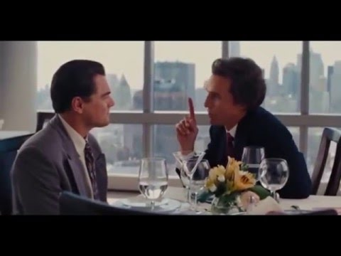 Wolf of Wall Street - Best Scenes