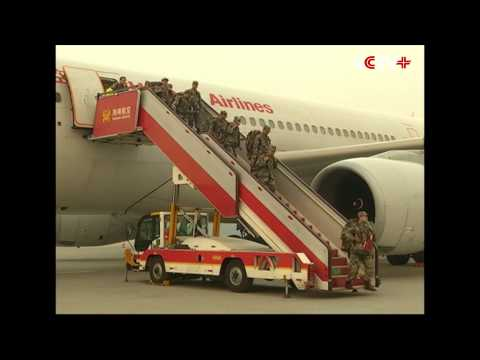 Chinese Medical Team Returns after Completing Anti-Ebola Task in Liberia