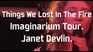 Janet Devlin - Things We Lost In The Fire