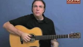 Acoustic Guitar Lesson - Leo Kottke-style Lesson