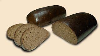 Деревенский заварной хлеб с тмином