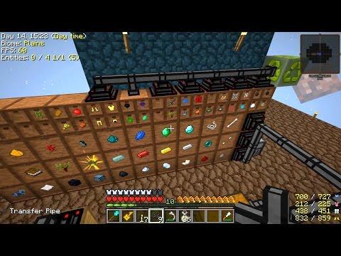 Minecraft - Project Ozone 2 #4: Organization Automation