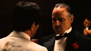 The Godfather - Johnny Fontane Scene 2/10 (HD)