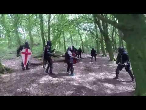 Knights vs  Rogues