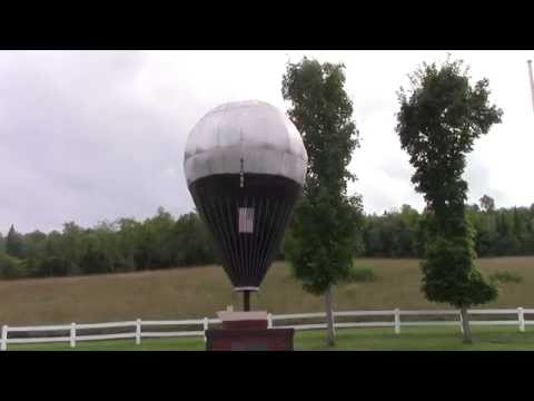 Double Eagle II Launch Site