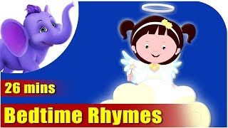 Top 30 Bedtime Rhymes for Kids